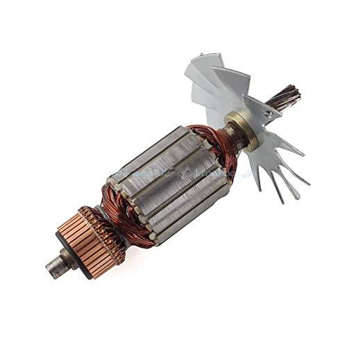 SDUIXCV Reemplazo de Ancla de Rotor de Armadura de 220-240V para Makita...