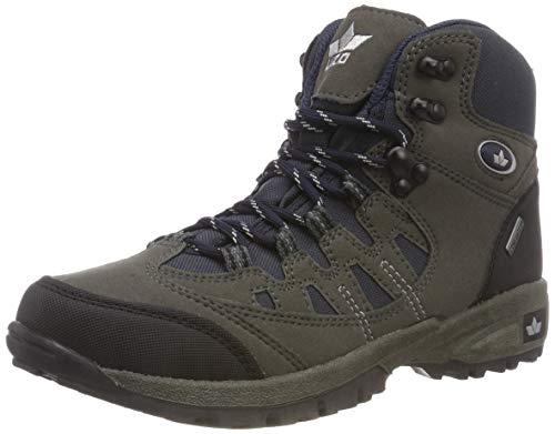 Lico Steppe, Chaussures de Randonnée Hautes Mixte Adulte, Bleu (Marine/Grau Marine/Grau), 46 EU