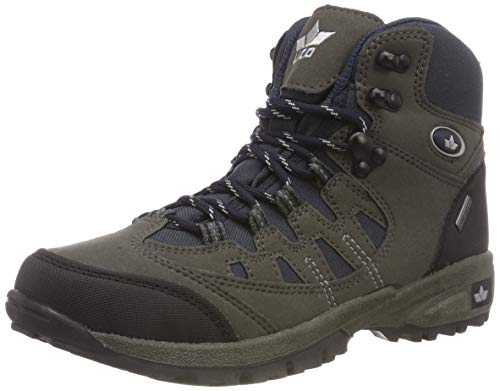 Lico Unisex-Erwachsene Steppe Trekking- & Wanderstiefel, Blau (Marine/Grau Marine/Grau), 38 EU