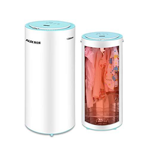 Dryers Secadora en seco: 540 W, 35 L de Capacidad, diseño seco Exclusivo, tamaño reducido, Barril de Acero Inoxidable, Carcasa de plástico, Panel de Control táctil