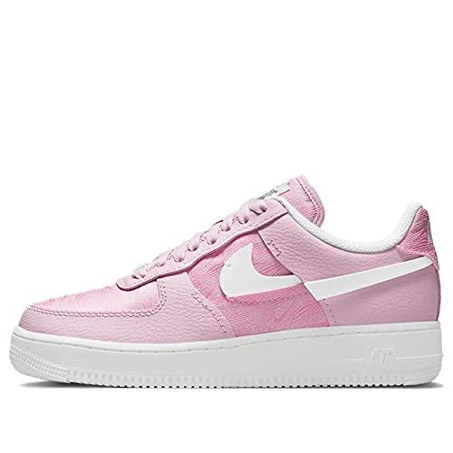 Nike Air Force 1 '07 LXX - Sneakers da donna, Rosa (Rosa schiuma bianca e nero), 38 EU