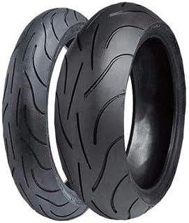 1 paar banden Michelin Pilot Power 120/70-17 180/55-17 DOT 2019-2020