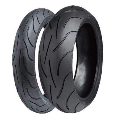 Paar Reifen Zug Reifen Michelin Pilot POWER 120/70–17190/50–17DOT 2017