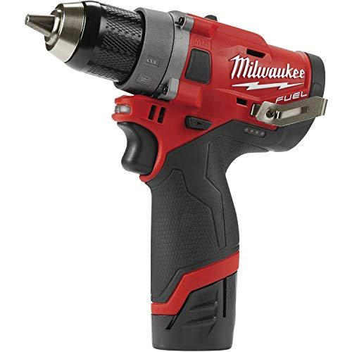 Milwaukee 101187807 Atornillador inalámbrico M 12 FDD 12,0 V/2,0 Ah
