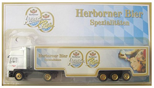 Bärenbräu Herborn Nr.07 - Herborner Bier Spezialitäten - MAN F2000 - Sattelzug