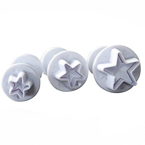 star fondant cutter - 9