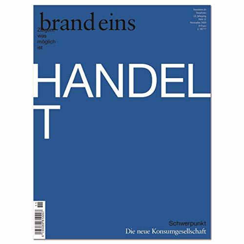brand eins audio: Handel cover art