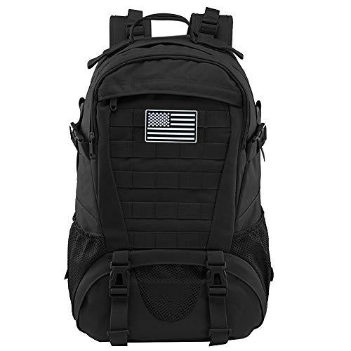 Jueachy Tactical Backpack für Herren Molle Military Rucksack Pack Wasserdichter Tagesrucksack 30L
