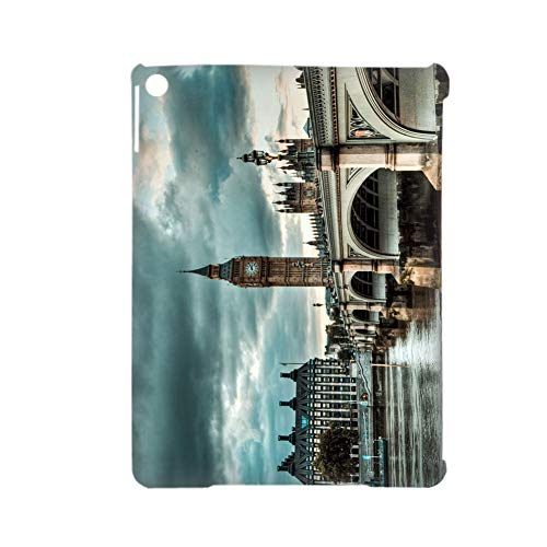 None/Brand Womon Phone Shell Plastic Special For 5Th Ipad Apple Air 1 Design Big Ben Choose Design 118-4