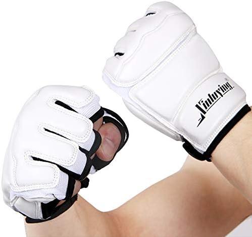 Fight Gloves Arlington Mall Sale item Boxing Half Glove Adult Finger