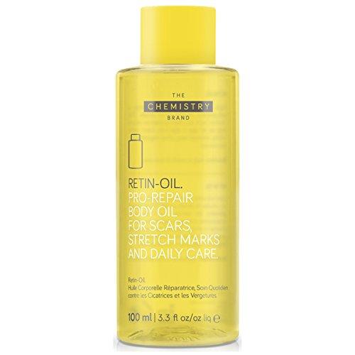Mano química 'retin-oil (100ml), cuerpo Oill para todos los signos de edades