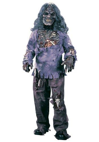Fun World Zombie Halloween Kinderkostüm Gr. 140-152