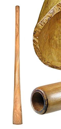 Didgeridoo Teak Natural (39 inch)