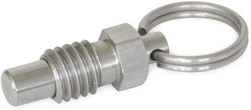 "5.0 X 40MM - 3//16/"" X 1 1//2/"" Split pins stainless steel -DIN 94-25pk Cotter"