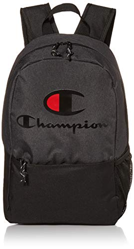 Champion Unisex's Velocity Backpacks, Dark Gray, One size
