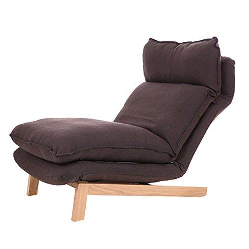 FEIFEI Fauteuils inclinables Chaise longue simple pliante déjeuner pause chaise facile Pliant (Couleur : B)