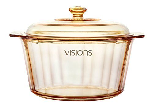 VISIONS Visiones Pyroceram Diamond Cacerola