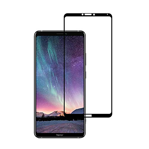 YiOne Huawei Honor Note 10 フィルム 強化ガラス 液晶保護フィルム ガラスフィルム 2.5D円弧 フルカバー ...