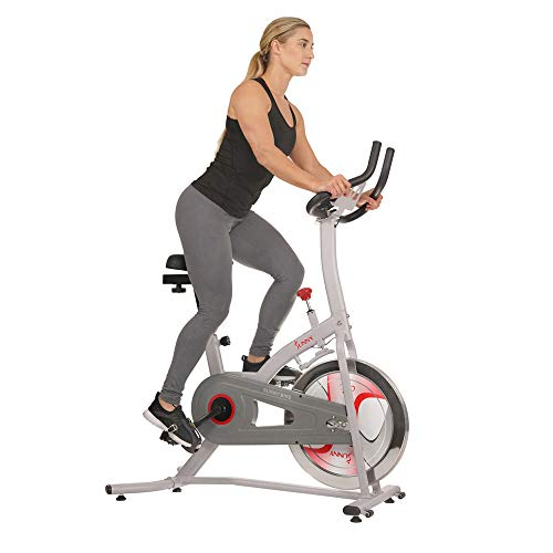 Sunny Health & Fitness Indoor Cycling Bike with Magnetic Resistance - SF-B1918