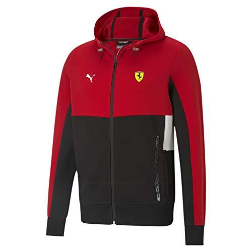 PUMA Sweatshirt à Capuche Ferrari Race Jacket