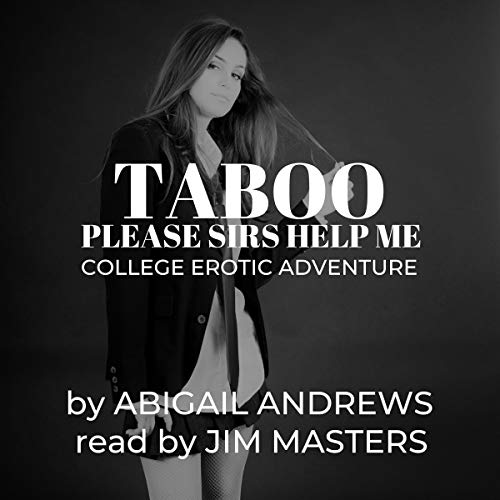 Couverture de Taboo: Please Sirs Help Me Pass