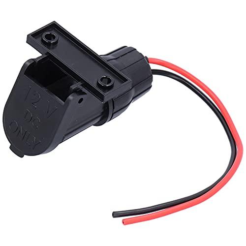 Enchufe del encendedor de cigarrillos 12v, seguro de usar Adaptador de encendedor de cigarrillos ampliamente utilizado para adaptador USB