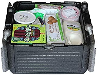 Best flip-box collapsible hot/cold insulation box Reviews