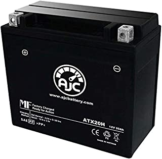 Arctic Cat 550 ATV ATV Replacement Battery (2010-2014) - This is an AJC Brand Replacement