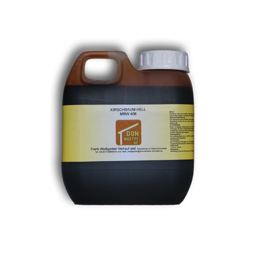 Beize Holzbeize Kirschbaum - hell 500 ml GP € 22,98 / l