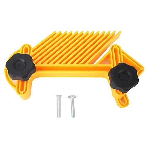 Doble tablero de plumas Trimmer Router ABS Tablero de