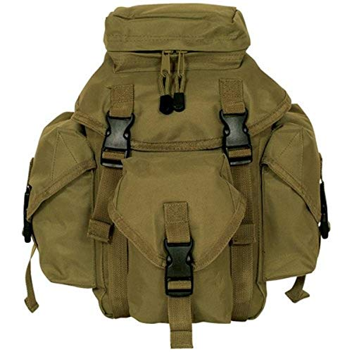 Fox Outdoor Products Recon Butt Pack, Coyote, 15 x 15 x 8 in.