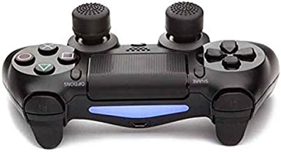 For PS4 PS3 Xbox ONE Xbox 360 Wii U Controller - Regentech Convex Silicone XL Tall Thumb Grip Caps