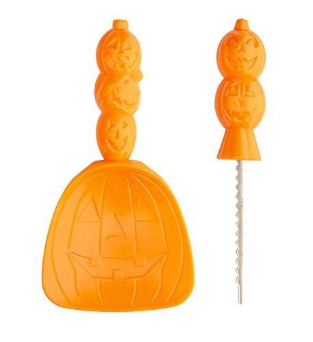 Generique - Kit découpage Citrouille Halloween