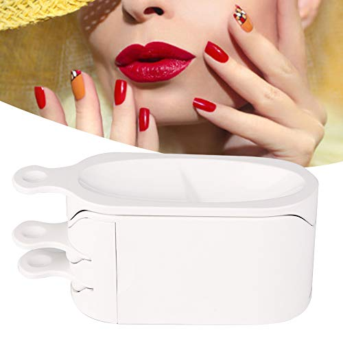 Tauchpulveretui, professionelles Nageldippulveretui French Manicure Dipping Tray Mold Container