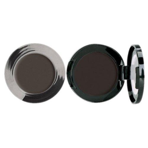 Cake Eyeliner - Intense Color, Longwearing Matte Finish - Black or Brown (Black) by Treat-ur-Skin