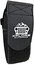 Jeep Wrangler | Pack of 10 Durable Tie Down Straps | 20