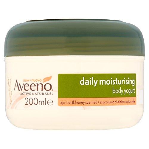 Aveeno Body Yogurt al Profumo di Albicocca e Miele - 200 ml