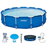 Intex 28214 Frame Pool 366x84 Komplettset