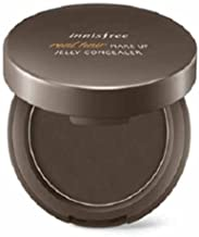 [Innisfree] Real Hair Make Up Jelly Concealer 9.5g / Color 5Type / NEW 2017 (No.2 Espresso Brown)