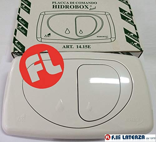 14.10 Plaque ITS Todini hidrobox Mono Art