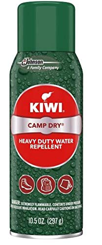 Kiwi Camp Dry Heavy Duty Water Repellent 10.5 oz cans (Pack - 4) Idaho
