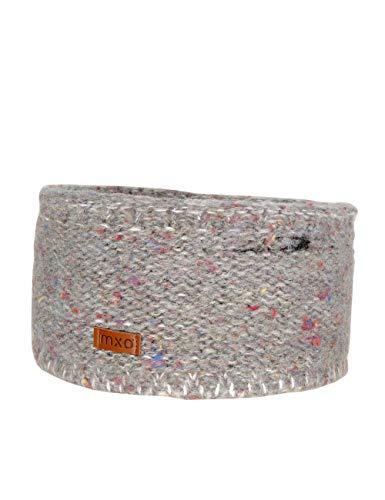 maximo Mädchen gerade Form Stirnband, Grau (Graumeliert 5), (Herstellergröße: 51/53)