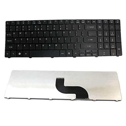 Porfeet Keyboard, Laptop Keyboard Compatible with Ace-r Aspir-e 7551/7551G/7741/741Z/7741ZG/8531/8571/8571G