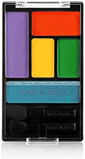 WET N WILD Color Icon Eyeshadow Palette 5 Pan - Art in the Streets (並行輸入品)