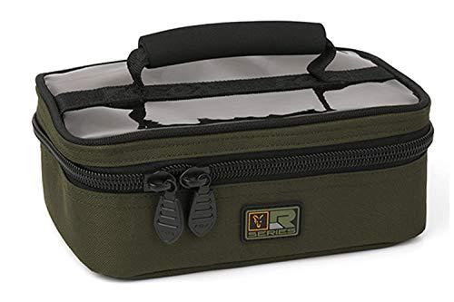 Fox R-SeriesHookbaits Bag 25x12x16cm - Ködertasche für Karpfenköder, Angeltasche für Angelköder zum Karpfenangeln