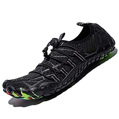 Mens Womens Water Sport Shoes Barefoot Quick-Dr...