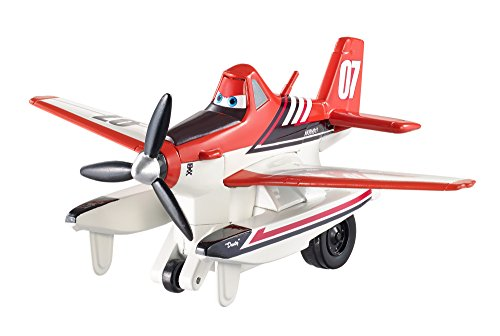Planes–cdw04–Fahrzeug Miniatur–Firefighting Dusty–Flugzeug auf retrofriction