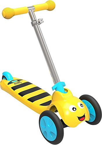 Mookie Scootie Bug Bumble Bee Scooter