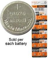 日立マクセル ボタン電池 LR626 5個入