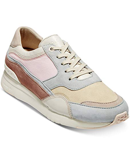 Price comparison product image Cole Haan Women's Grandpro Downtown Runner Light Pink Multi 9 B US